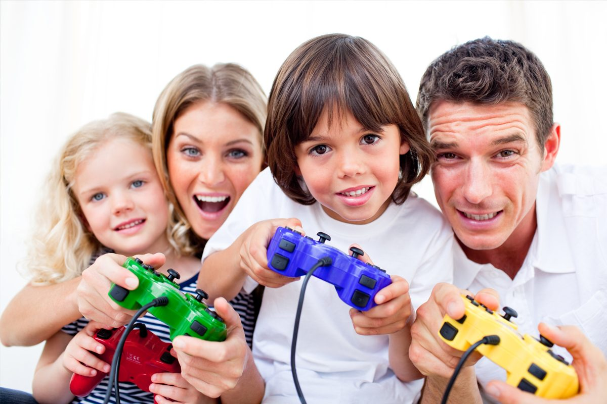 Pro sau contra jocuri video?
