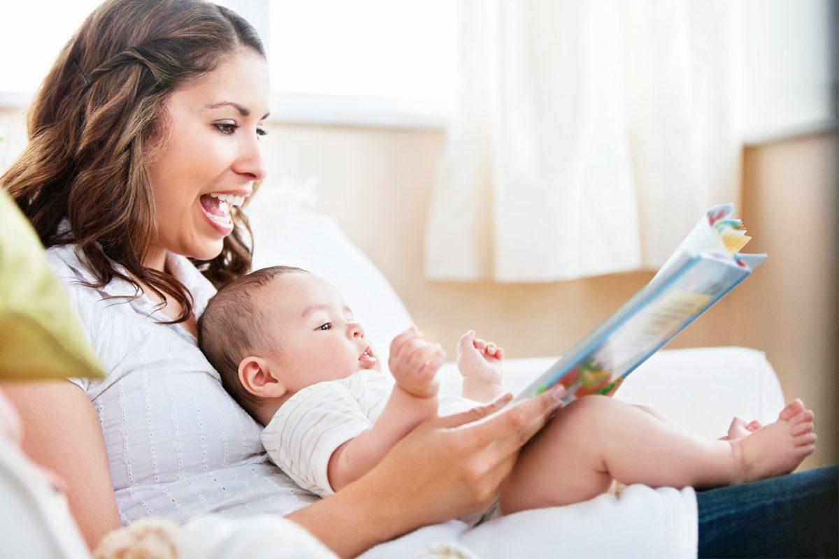 Cat de des ii citesti bebelusului tau?