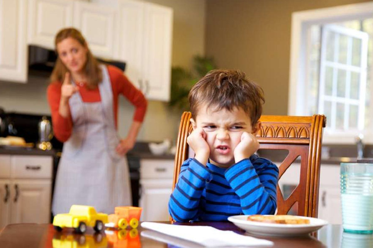Ce intelege Mos Craciun prin ideea de copil cuminte