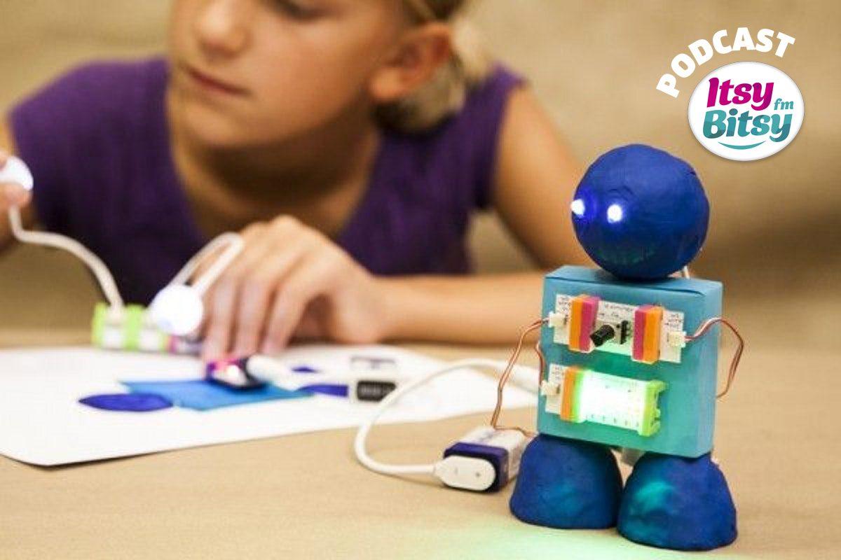 Gadgetul de Marti: Robotica pe intelesul copiilor
