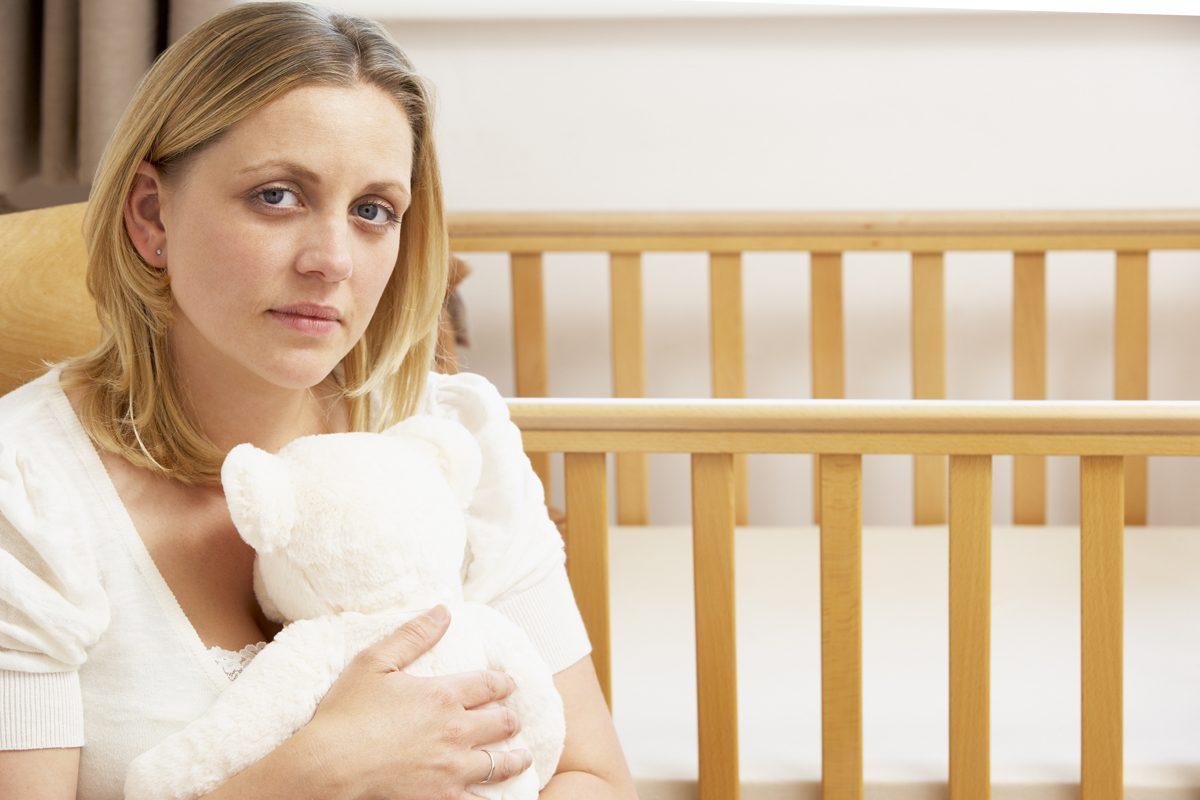 Ii spui primului copil despre o sarcina pierduta?