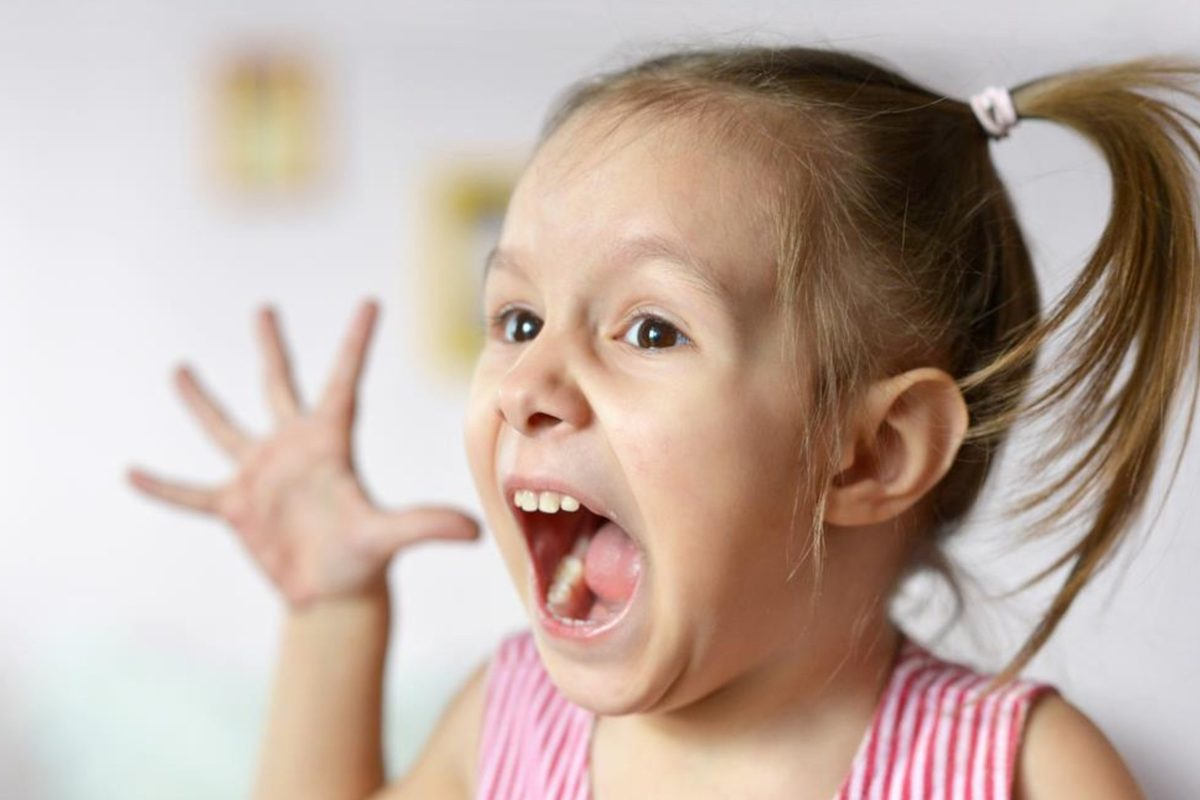 De cand incep crizele de nervi la copii
