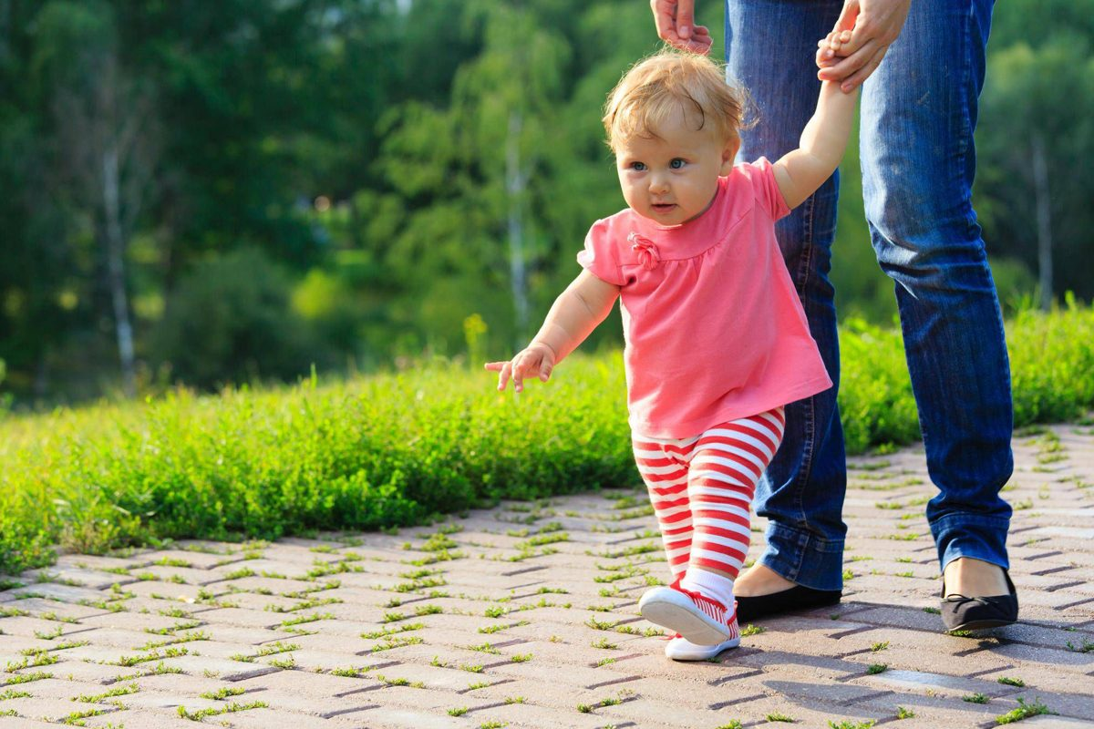 Cand incep bebelusii sa mearga singuri