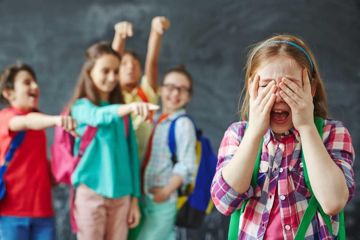 Fenomenul bullying prin ochii copiilor