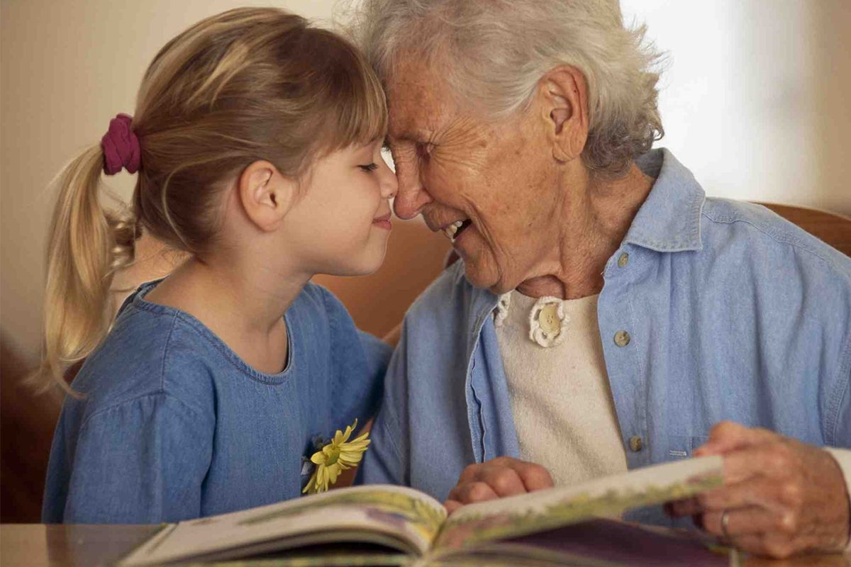 Divortul si copiii: Modul in care bunicii ajuta sau dauneaza