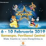 Disney On Ice, in premiera in Romania, cu spectacolul Reach For The Stars