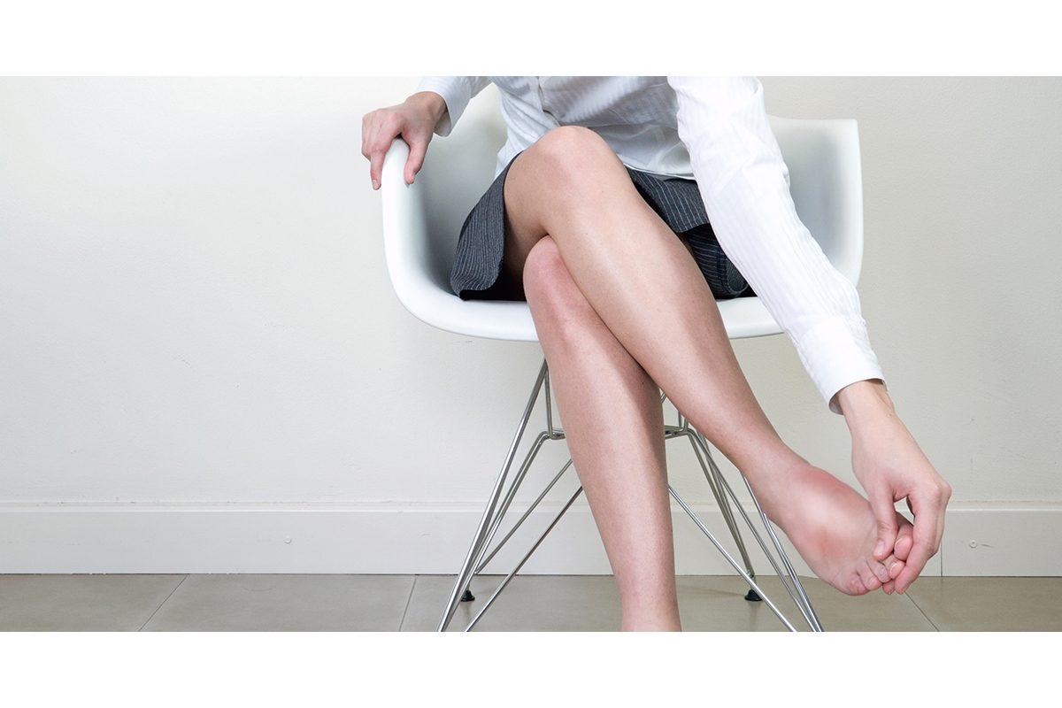 Ce sa faci cand ai picioarele umflate