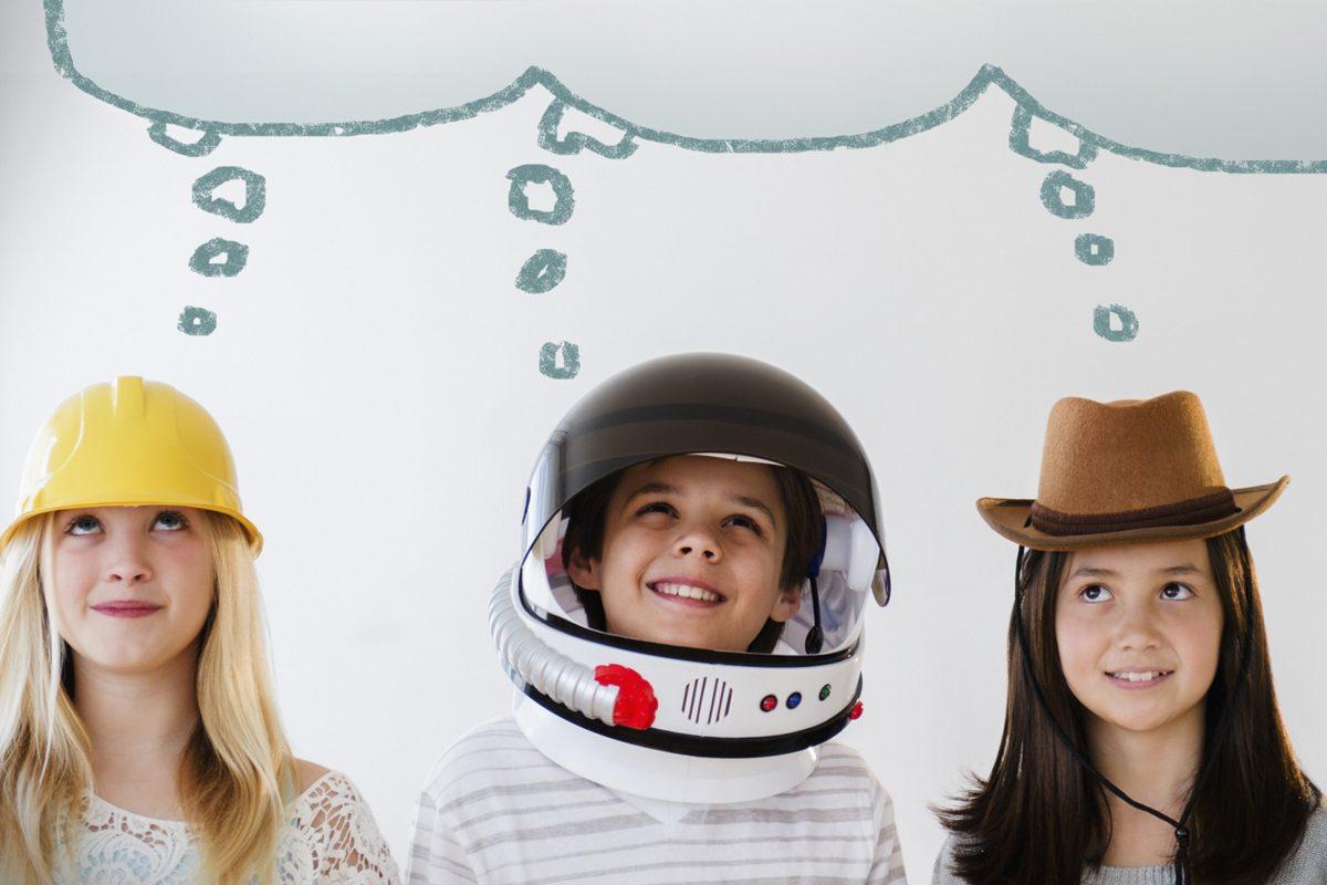 Ce vrei sa te faci cand vei fi mare? – cu Ioana, 9 ani