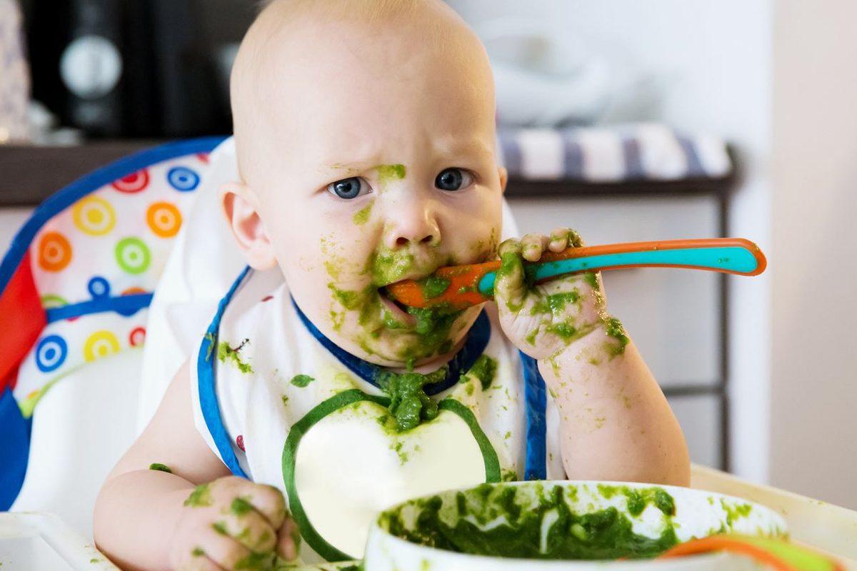 Diversificarea alimentatiei nu trebuie sa fie complicata