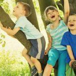 Este foarte usor sa implinesti nevoia de miscare a copilului