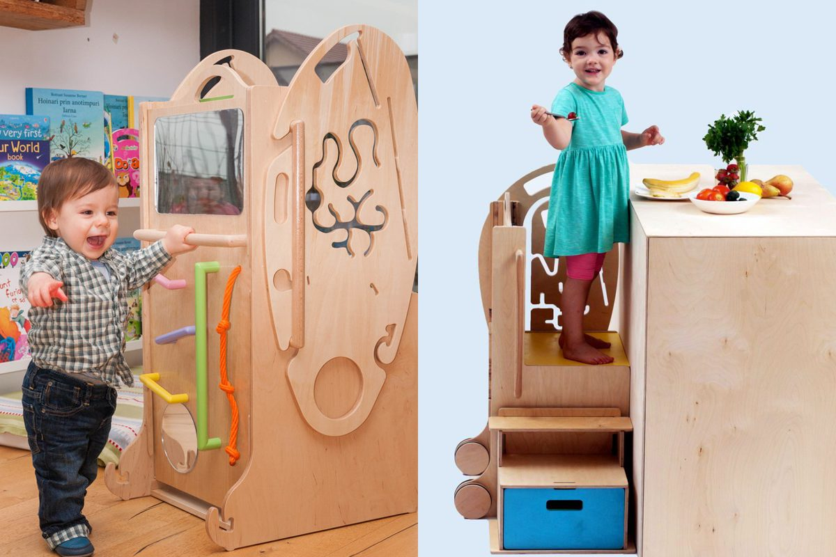 Statia de Joca: Ajutor in dezvoltarea copilului
