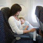 Sfaturi pentru calatoriile cu bebelusul in avion