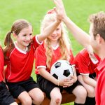 Informatii nutritionale pentru copiii care fac sport