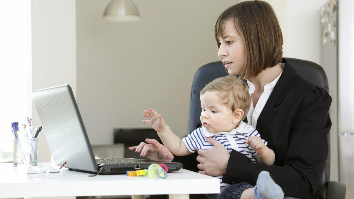 Stimulentul de insertie pentru parintii care se intorc la serviciu