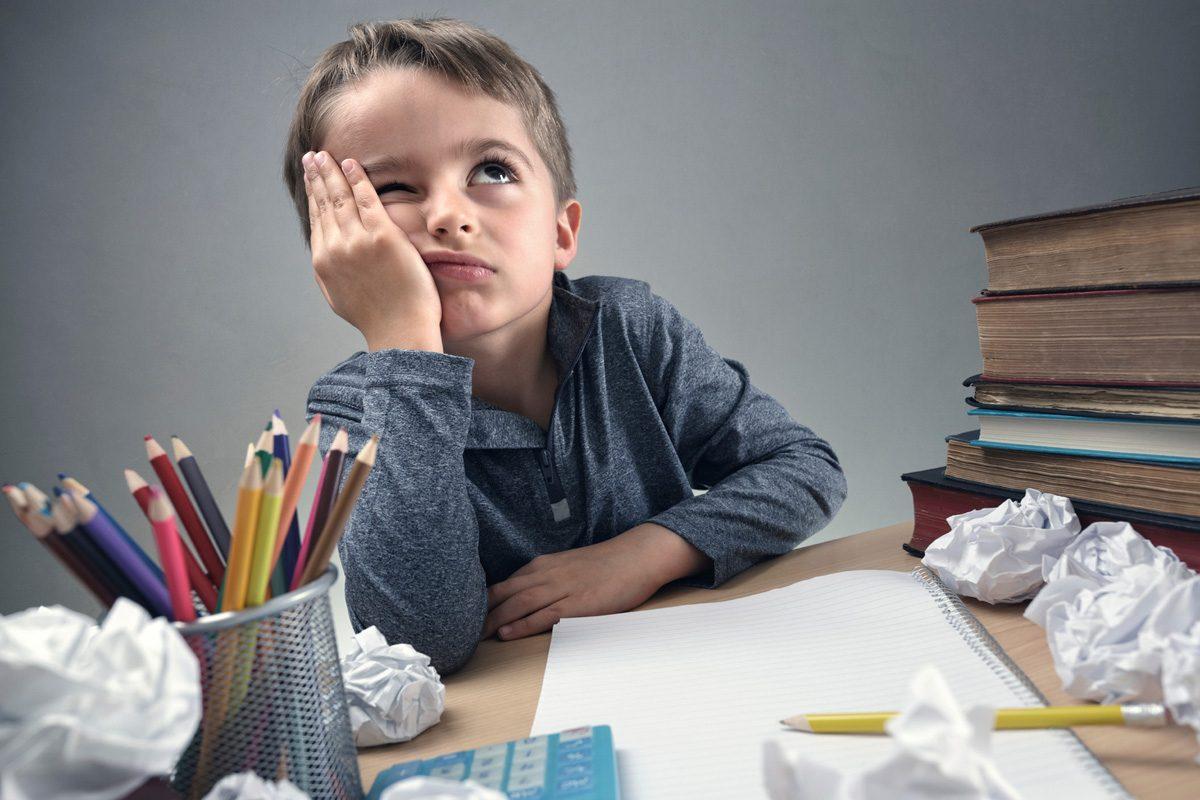 Nu temele provoaca surmenajul la elevi