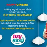 Itsy Bitsy Film Mania: Prinde ultimele proiectii din vacanta!