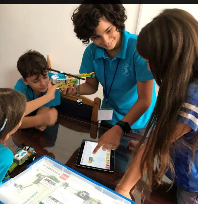 Ateliere gratuite pentru copii la Ziua Portilor Deschise - Scoala Gimnaziala Nr. 5