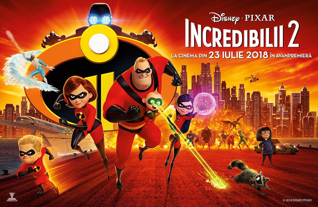 Familia ta favorita de supereroi revine cu super premii!