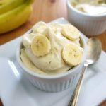 Reteta Inghetata de banane – mod de preparare pentru copii