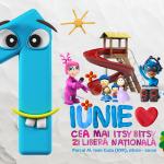 Ne vedem la Cea Mai Itsy Bitsy Zi Libera Nationala 2018!