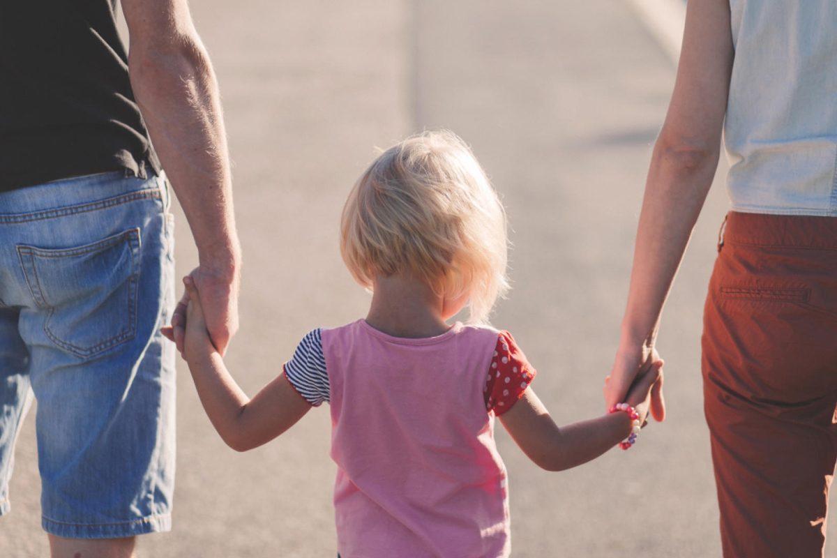 Alegerea dificila a copiilor in divortul parintilor