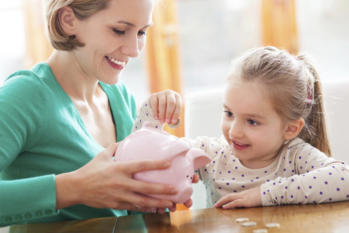 Banii pe intelesul copiilor de gradinita