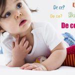 Cand intra copilul in perioada De ce