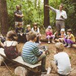 Cum ii ajuta pe copii conectarea cu natura