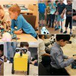 Academia inventeaza.ro scoate robotii la iarba verde pentru a sarbatori Ziua Copilului