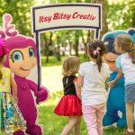 Itsy Bitsy Creativ: Ateliere pentru prichindeii visatori