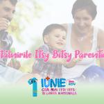 Te asteptam la Intalnirile Itsy Bitsy Parenting, de 1 Iunie