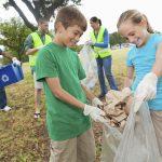 Proiecte de voluntariat potrivite pentru copii
