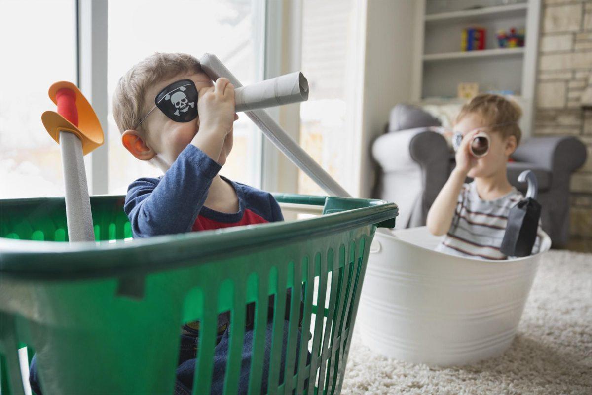 Mai stiu copiii de azi sa se joace liber?