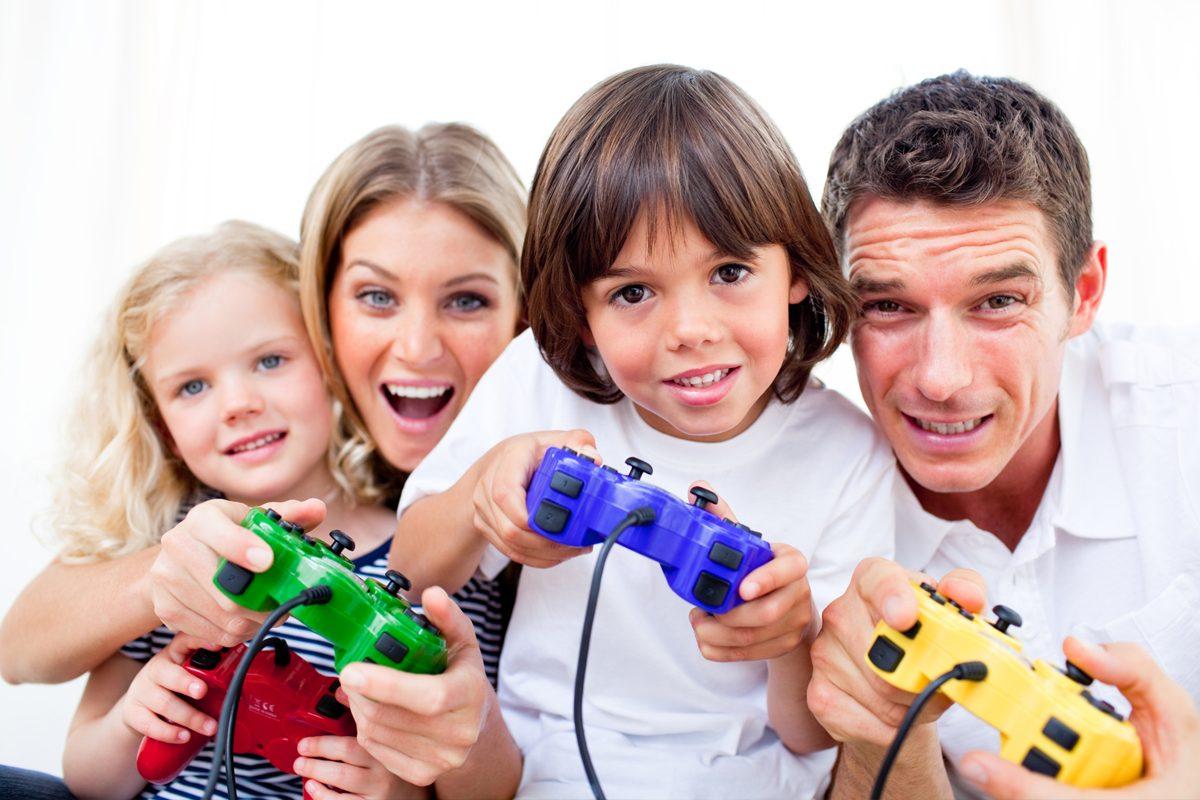 Sa iti lasi copilul sa castige la jocuri sau nu?