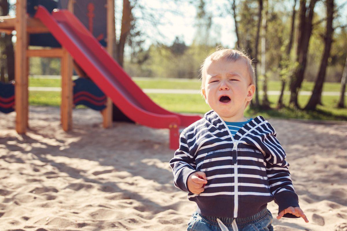 Cum iti pregatesti copilul de momentul plecarii din parc
