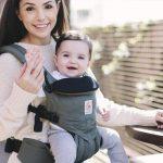Pana la ce varsta purtam prichindeii in port bebe?