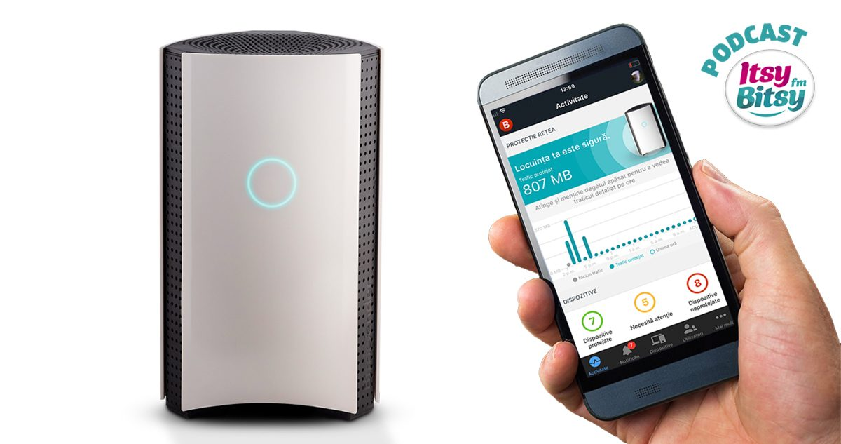 Gadgetul de Marti: Protejarea tuturor dispozitivelor conectate la Internet