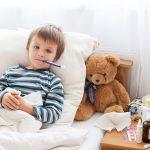 Febra la copii: 3 pasi esentiali pentru vindecare