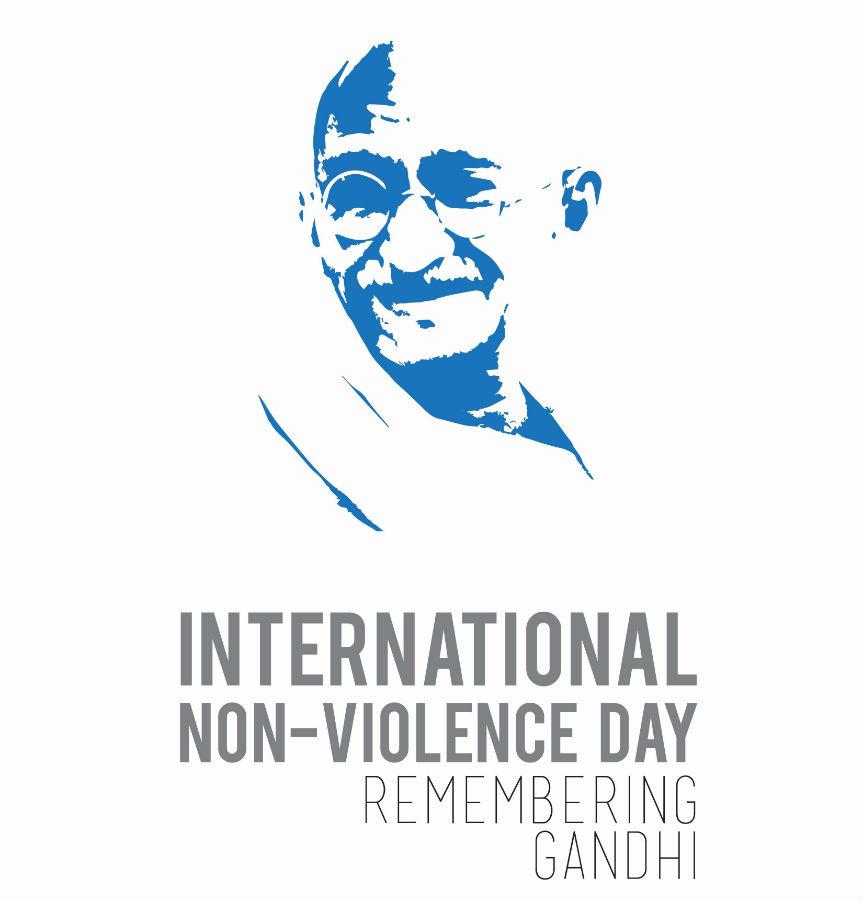 Pe 2 octombrie sarbatorim Ziua Internationala a Non-Violentei