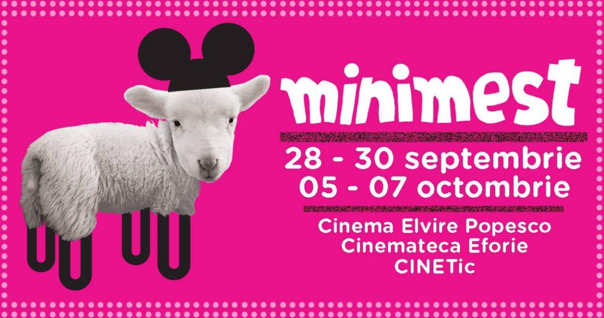 Anim'estul celor mici: proiectii, ateliere si activitati interactive la Minimest 2018!