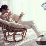 Gadgetul care iti face masaj la picioare