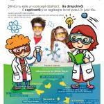 Laboratorul de Stiinte Bayer: Ce sa ii spui doamnei invatatoare cu prima ocazie