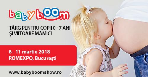 Ne pregatim de Baby Boom Show - primavara 2018!