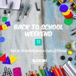 Back to School Weekend! 11 Idei de Activitati pentru Copii si Parintii din Bucuresti