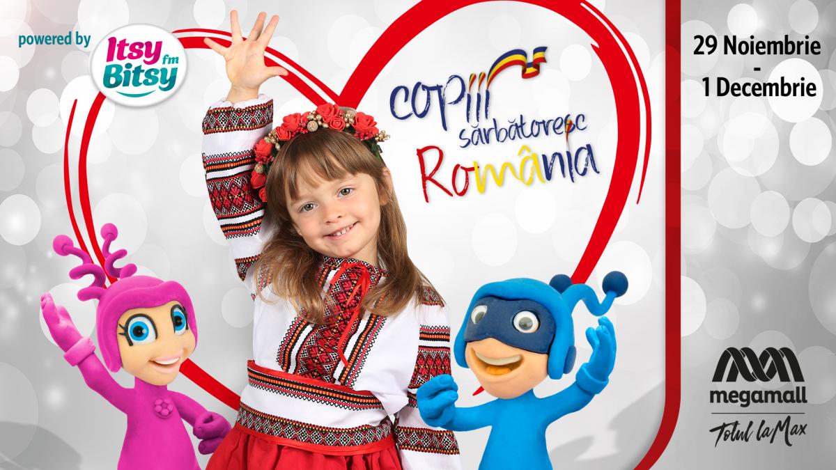 Copiii Sarbatoresc Romania_1920x1080px