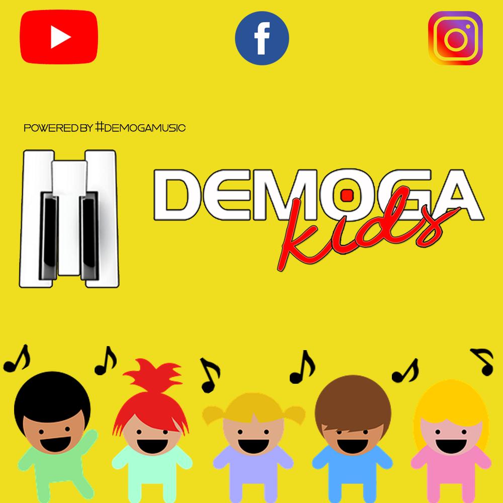 DeMoga Music lanseaza DeMoga Kids, platforma muzicala dedicata copiilor