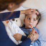 Oreionul la copii: Simptome si recomandari