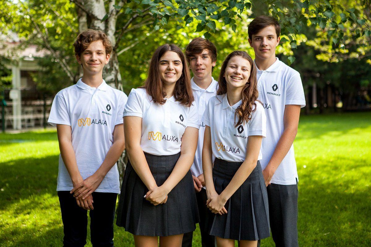 Echipa Malaxa reprezinta Romania la Competitia Internationala F1 in Schools