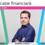 Liber la educatie financiara - Cluj 2018