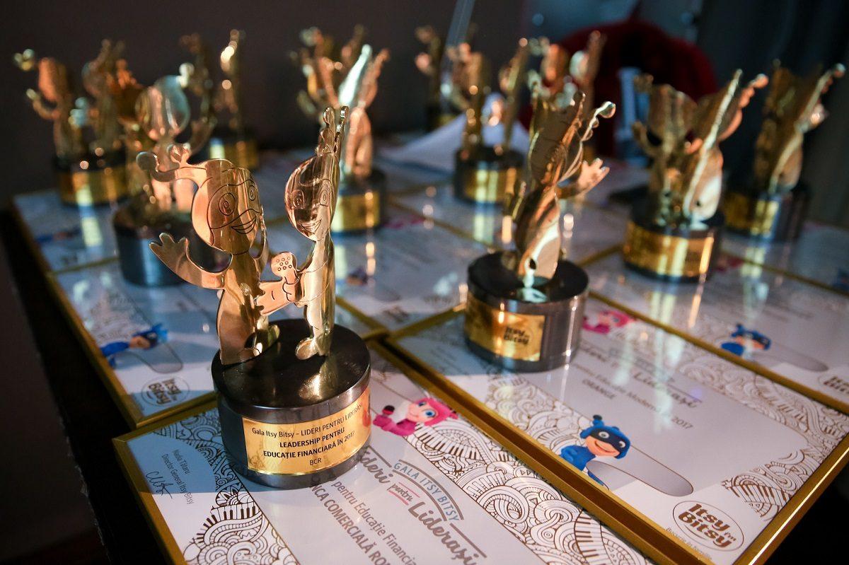 Liderii anului 2017 premiati la Gala Itsy Bitsy - Lideri pentru Liderasi